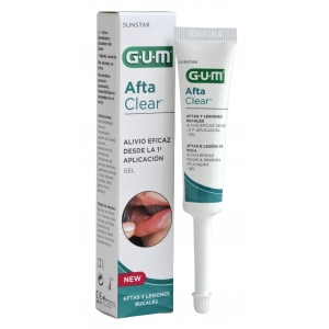 GUM Aftaclear Gel - 10 ml