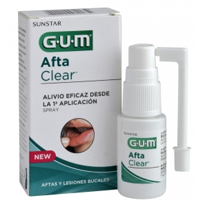 GUM Aftaclear Spray - 15 ml