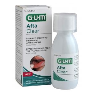 GUM Aftaclear Apa de gura - 120 ml